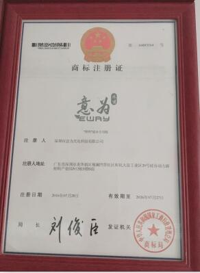 Trade mark Eway China