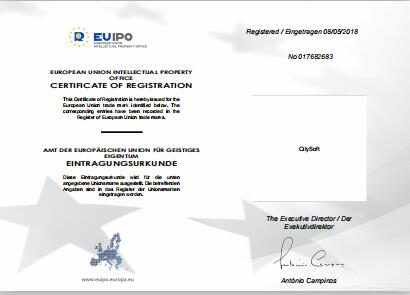 CitySoft® Trademark in Europe